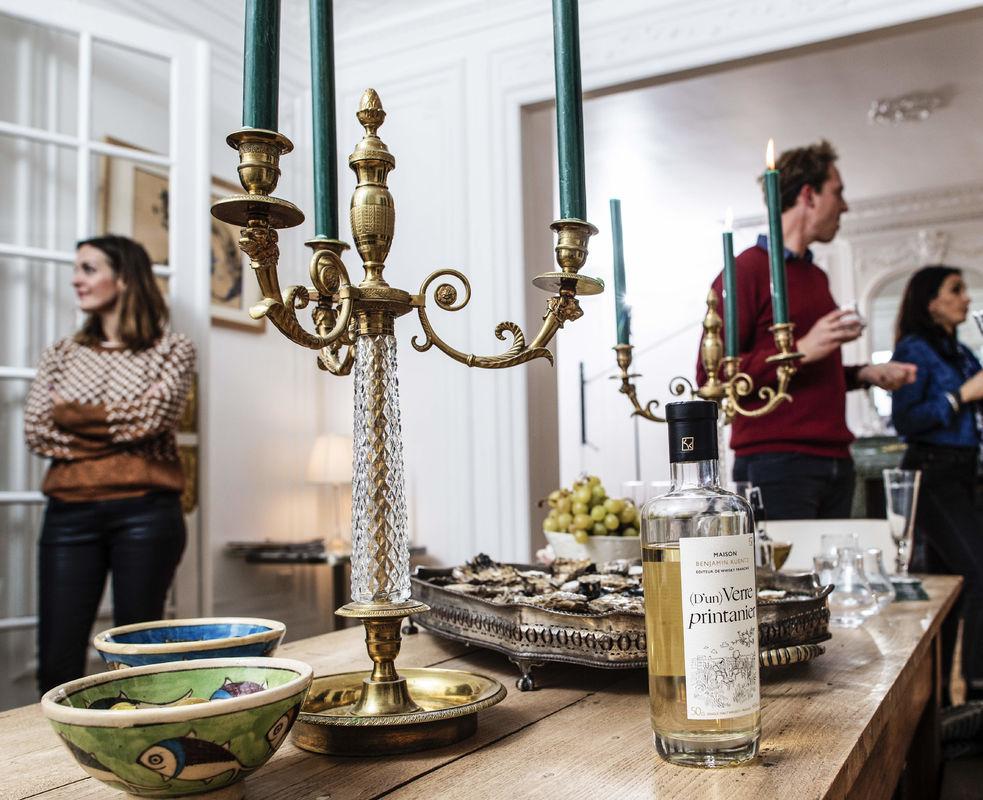 Whisky Français Maison Benjamin Kuentz