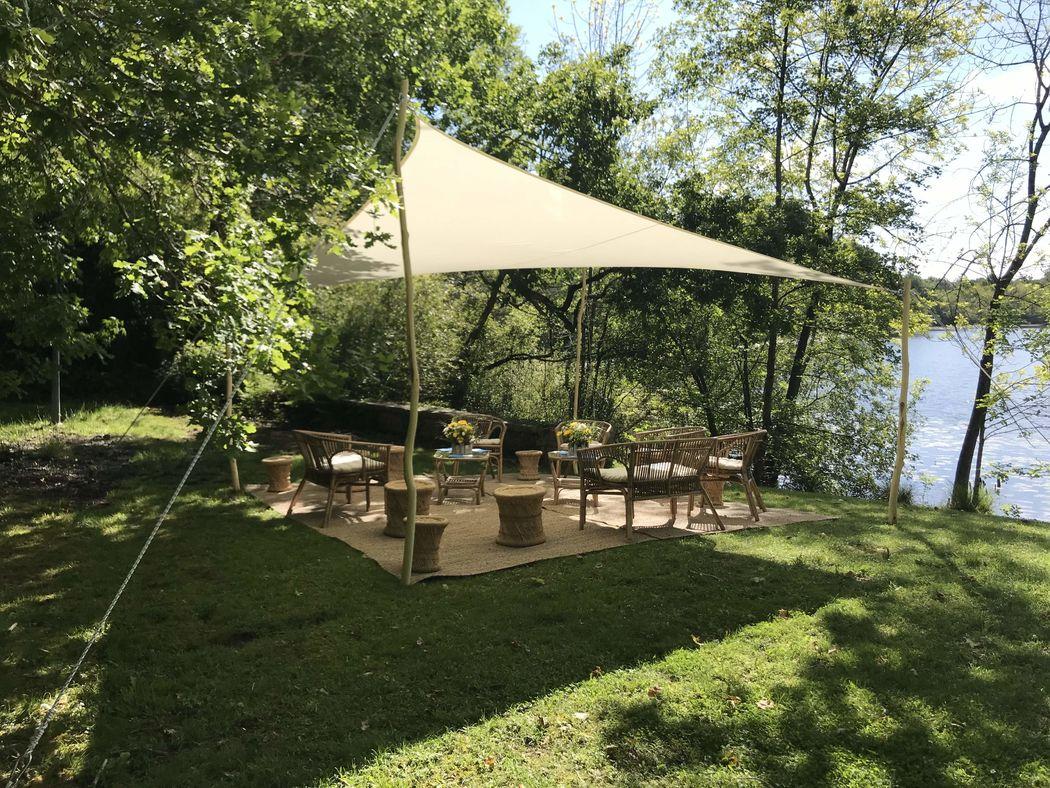 Events Tent Concept