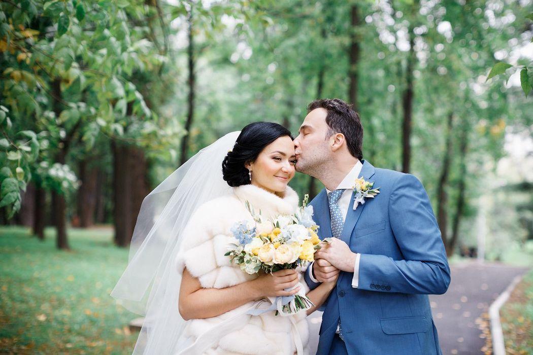 Свадьба Александры и Антона