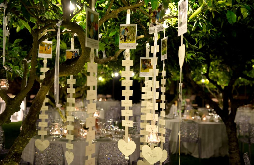 Backstage - Event & Wedding Planners: Tableau de mariage