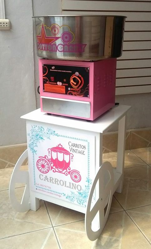 Carrolino Carritos Vintage
