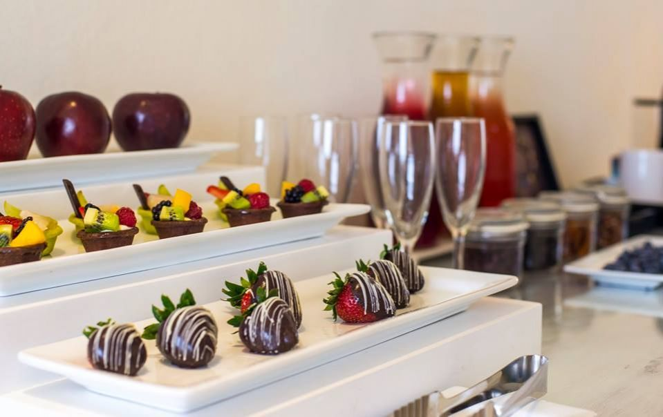 Catering Suite Nupcial