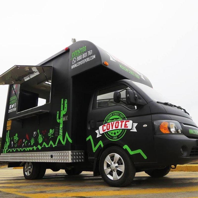 Coyote Food Truck