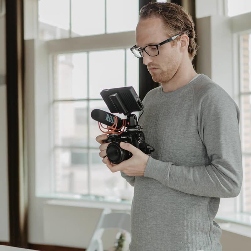 LeMore Media Trouwvideograaf