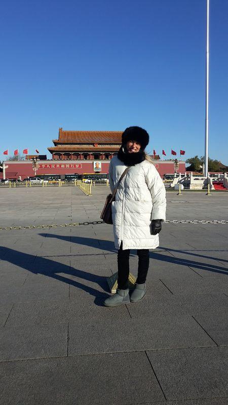 PECHINO - Piazza Tien an Men