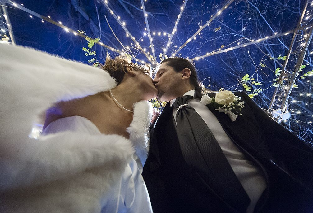 matrimonio serale