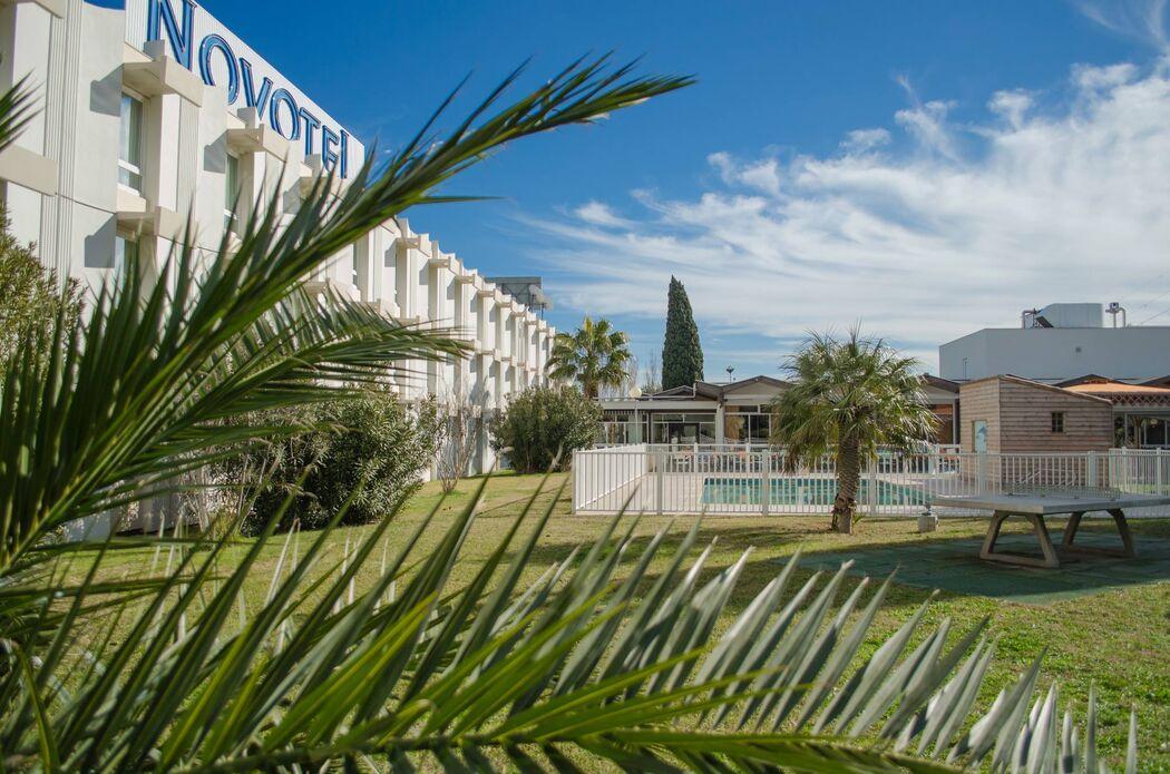Hôtel Novotel Narbonne Sud****