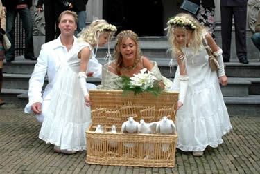 Witte Duiven Service