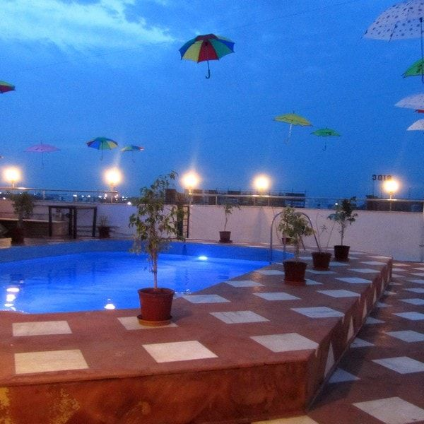 The Oasis Hotel