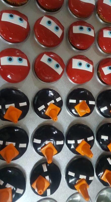 Valentino's Cupcakes