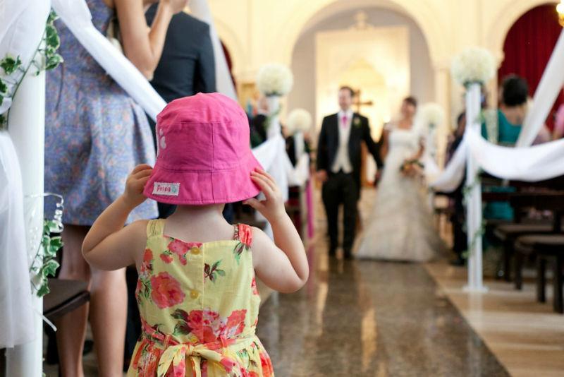 Beispiel: Fotos von der Trauzeremonie, Foto: Vision2Pixel.