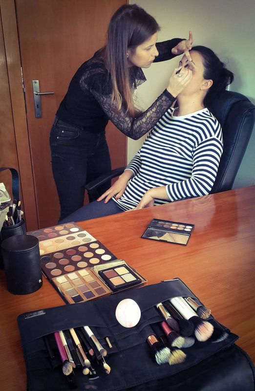 Carmim Makeup