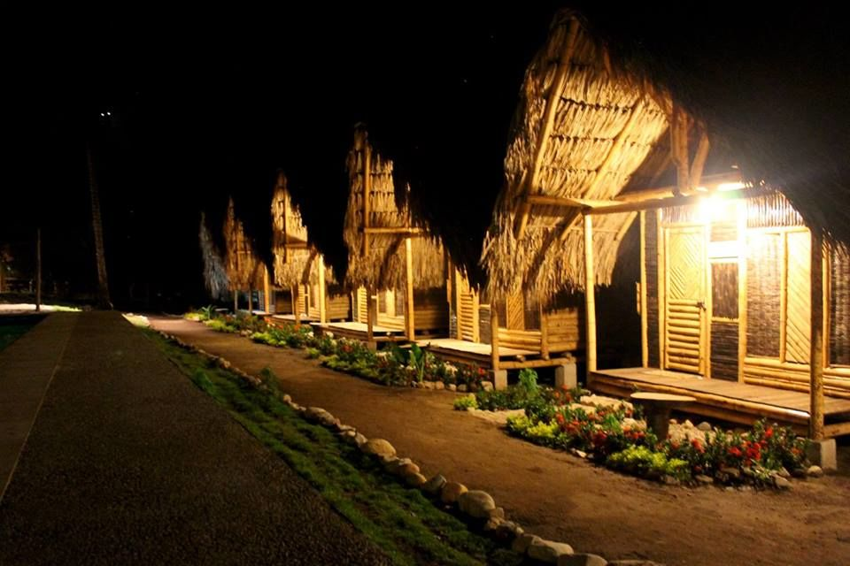 The Tiki Hut Hostel