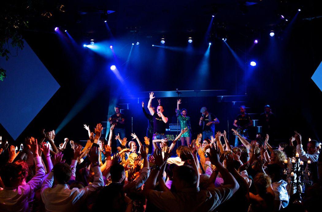 TRIOLUX Live-Musik