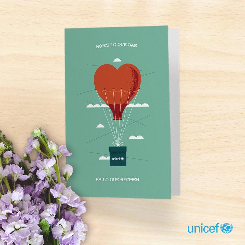 Regalo Azul de UNICEF - El detalle perfecto