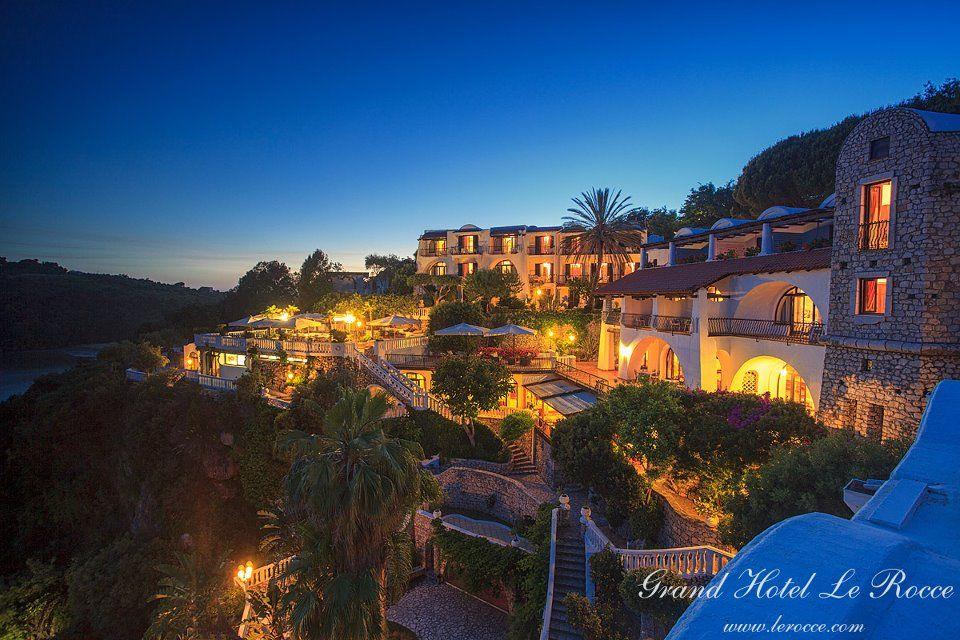 Grand Hotel Le Rocce