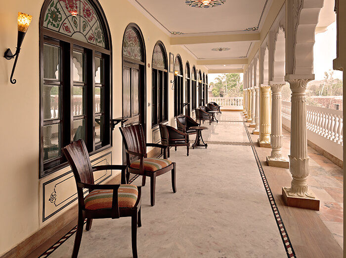 Hotel TalaiBagh Palace