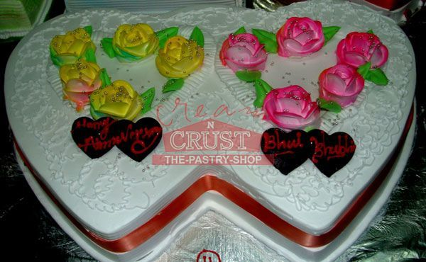 Cream N Crust The Pastry Shop