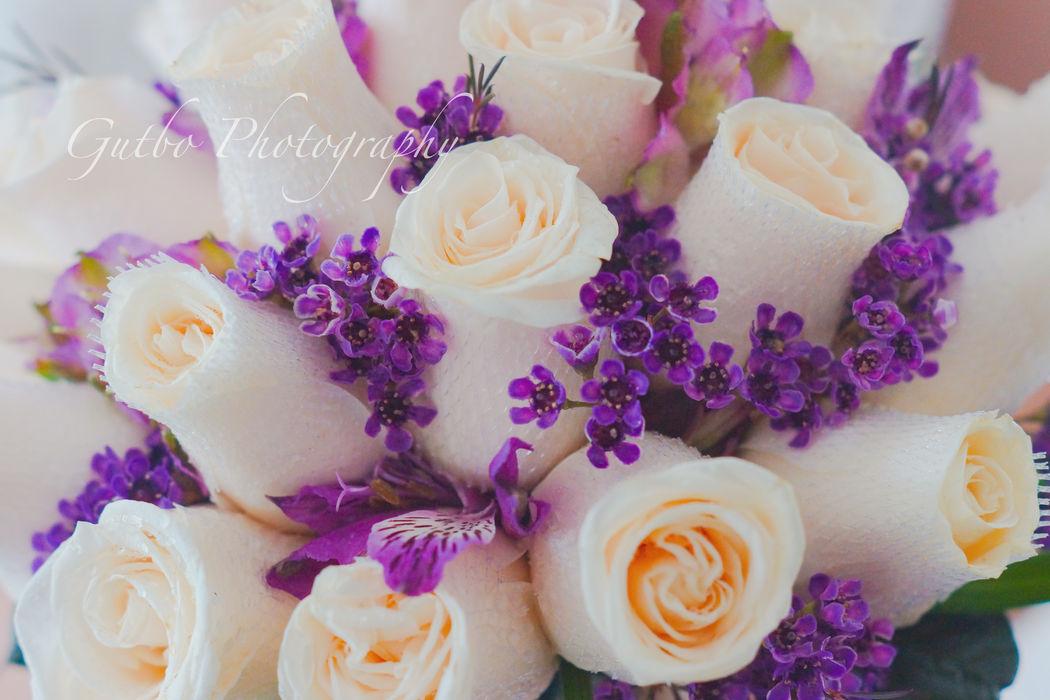 Matrimonio Vero y Kike Bouquet