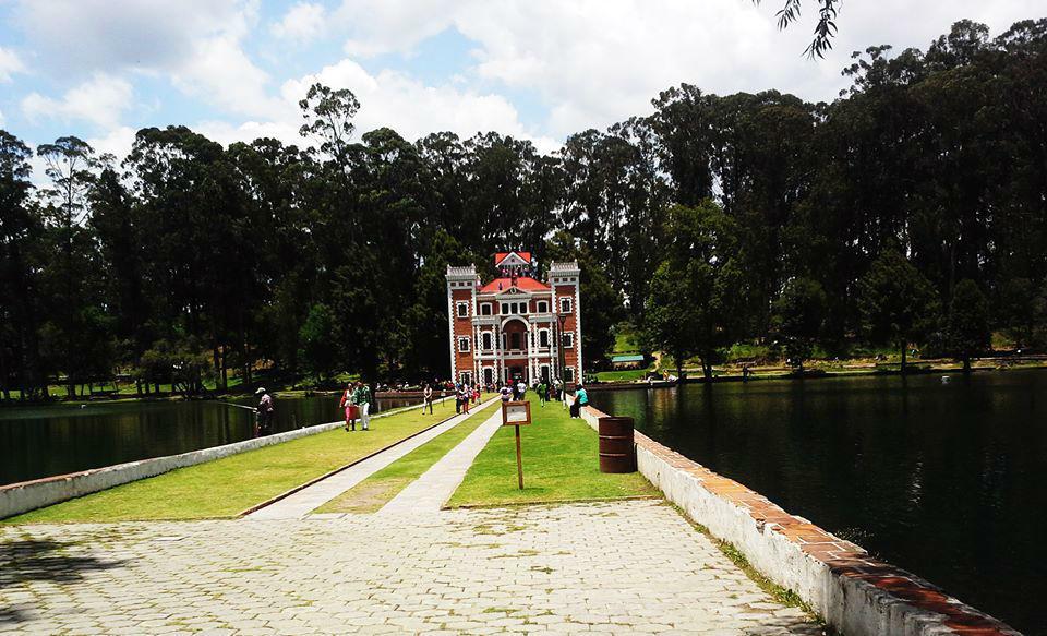 Castillo Ex-Hacienda de Chautla