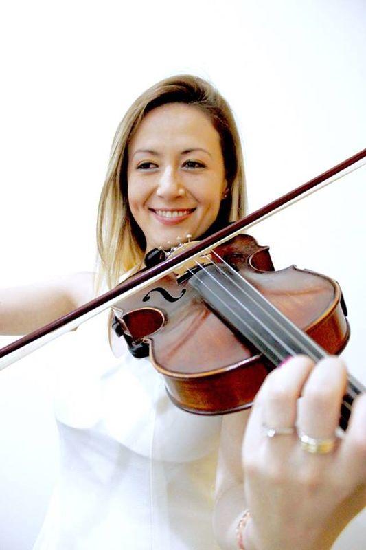 Ximena Tarazona Violinista Eventos