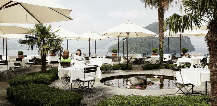 Beispiel: Terrasse, Foto: Hotel FloraAlpina.