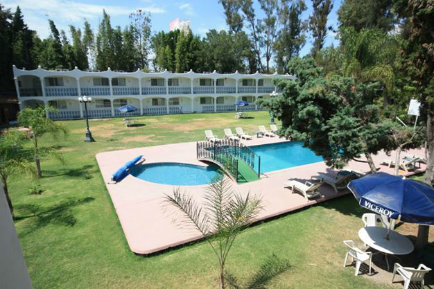 Gran Hotel Campestre en Guanajuato