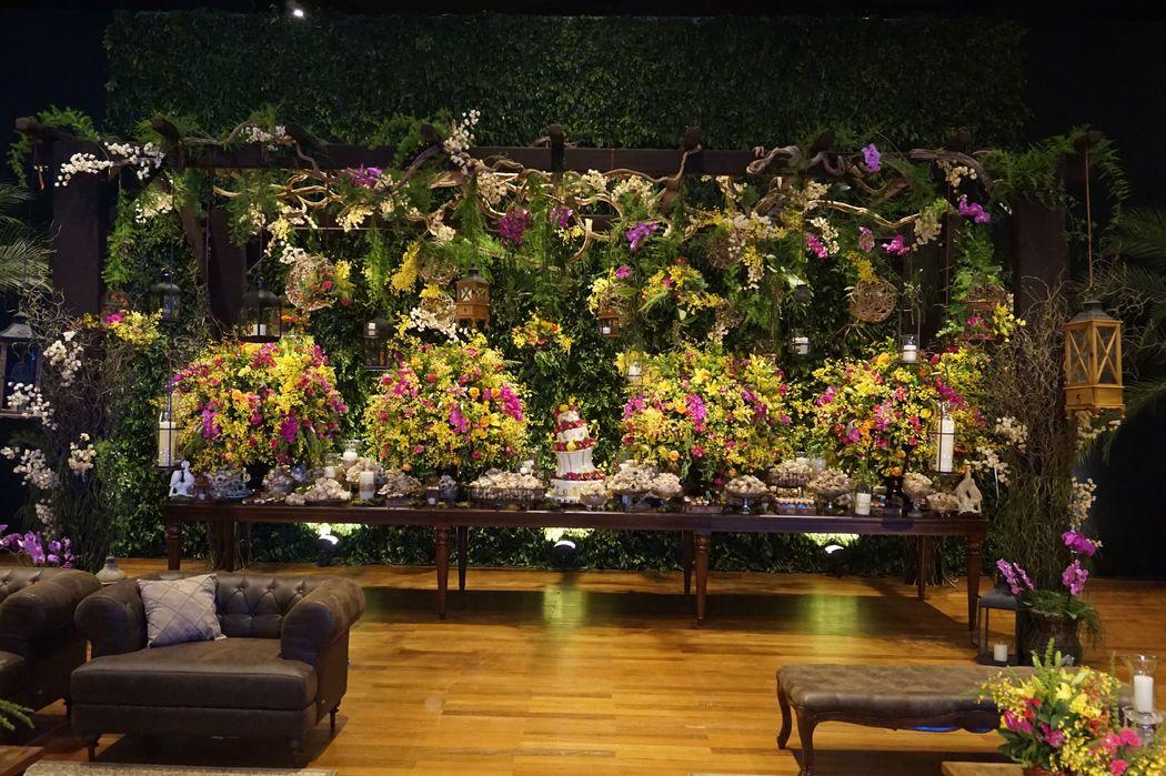 Hotel Unique - São Paulo  Mesa de Doces