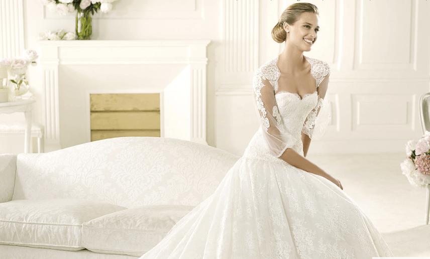 Vestidos de novia - Foto Pronovias/Manuel Mota Vega