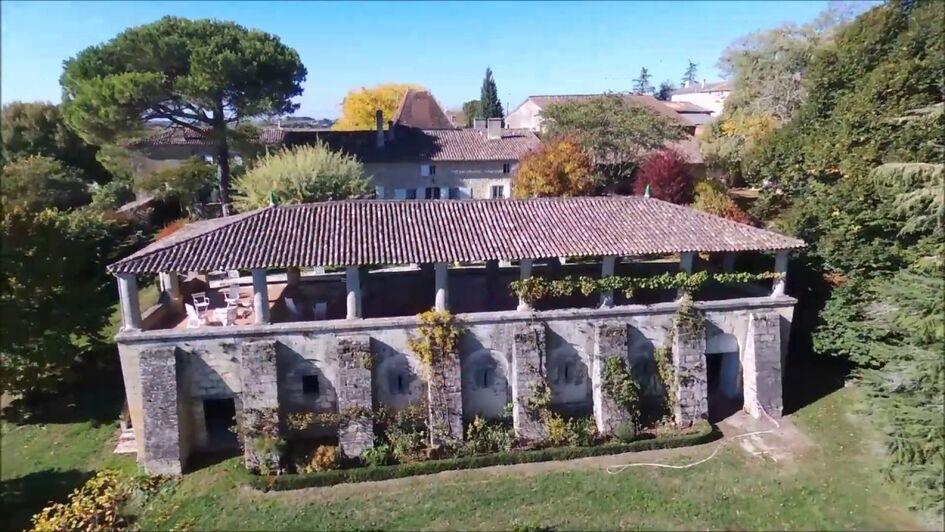 Château de Musset et Château Chêne-Vieux