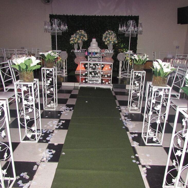Salão de Festas The Wall