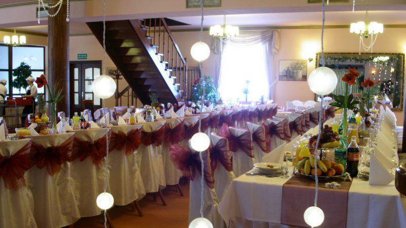 Wesele w restauracji Figaro w Zielonej Górze