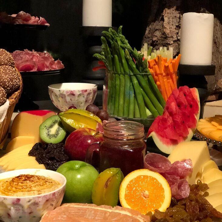 Karim Pflucker/Catering & Eventos