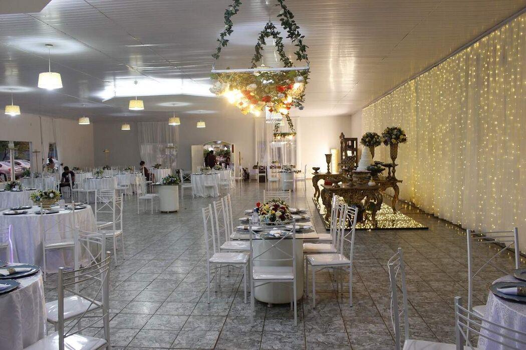 Espaço Manancial Castelo das Flores