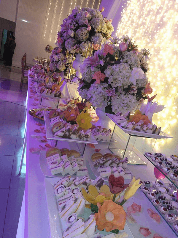 Bodas & Banquetes - Catering