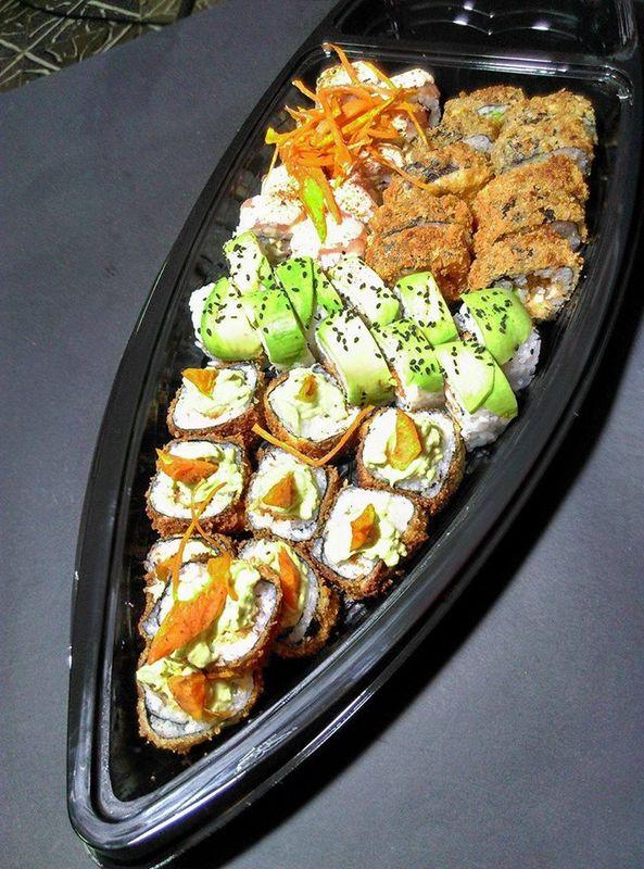 Ken-Do Sushi Delivery