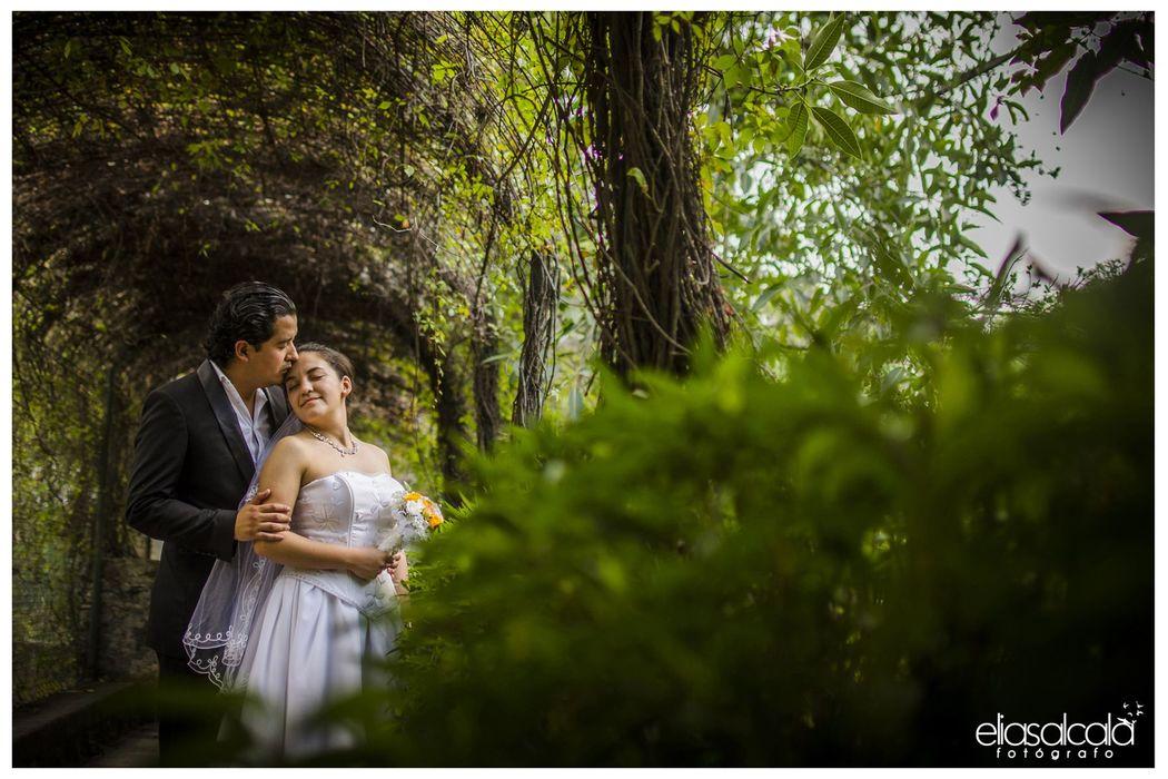Elías Alcalá Wedding Photographer