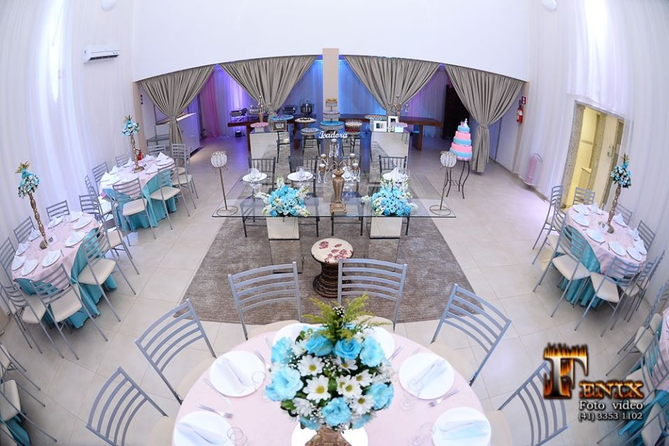 Salão de Eventos Curitiba