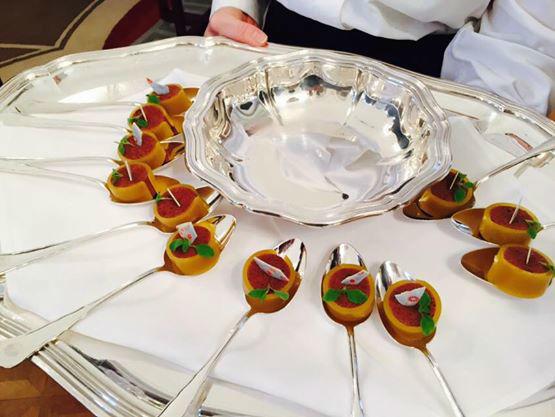 Beispiel: Appetizers, Foto: f.e.b. Stromberg.