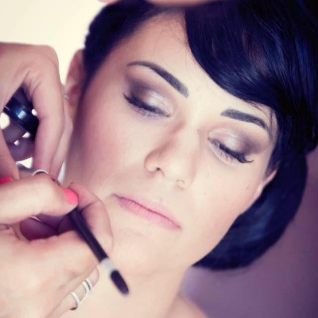 Julie Coach Make Up