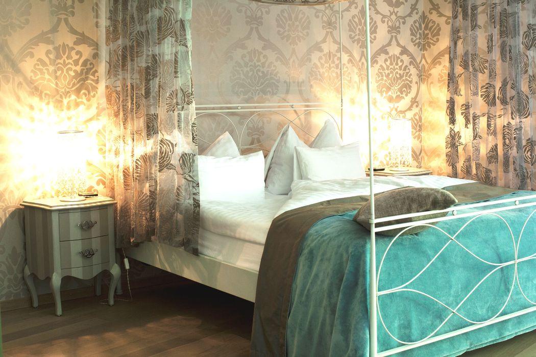 Privat Spa Suite mit Whirlpool und Sauna, Foto: Hotel Bad Bubendorf.