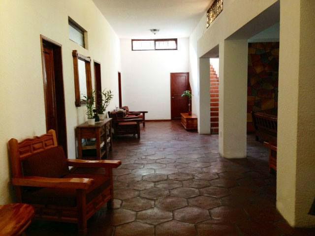 Hotel Boutique Hacienda La Villa Real Lobby