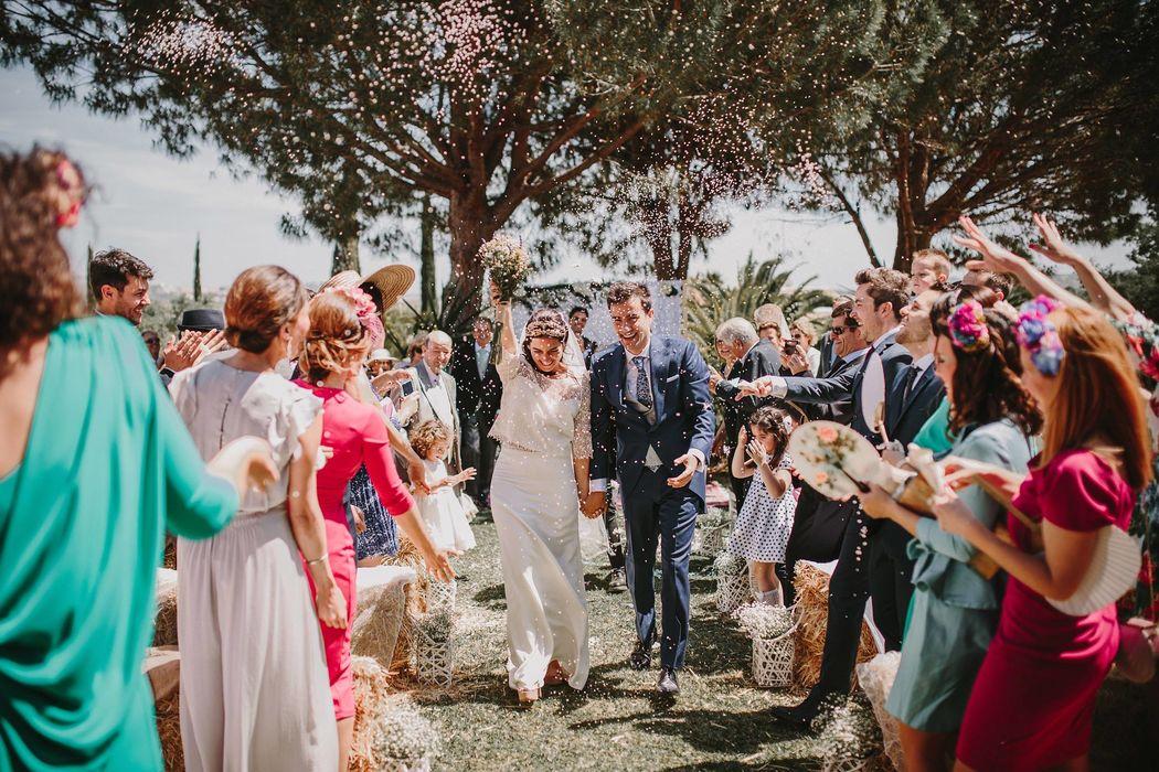 Foto de Luis Tenza para una boda Wedding Warrior