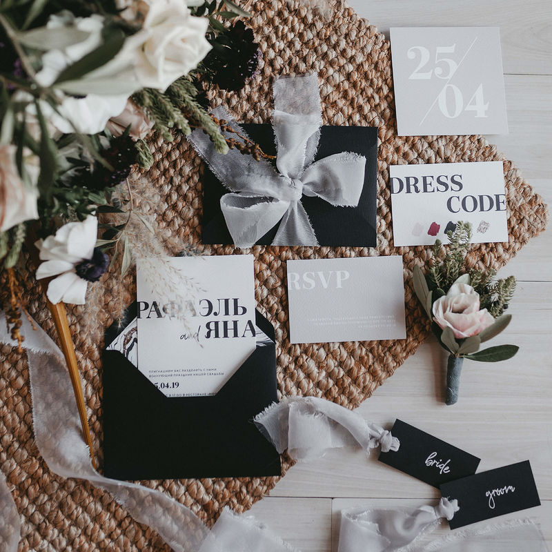 moro | свадебная полиграфия