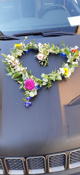 Blumenstüberl Helmut Frick