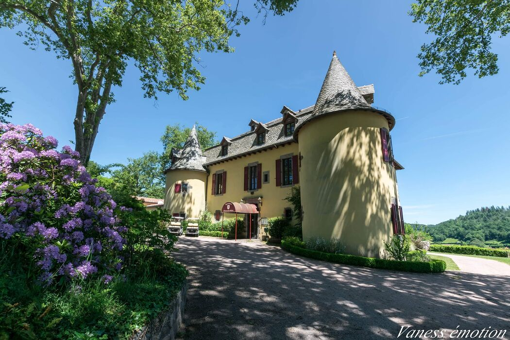 Château de Salles****