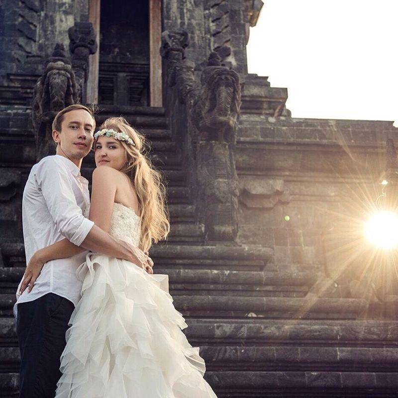 Свадьба на о. Бали