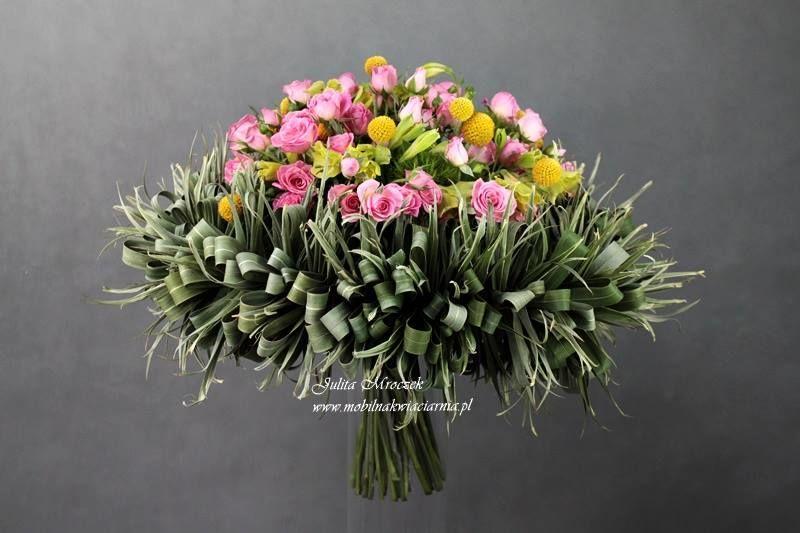 Mobilna kwiaciarnia Julita Mroczek