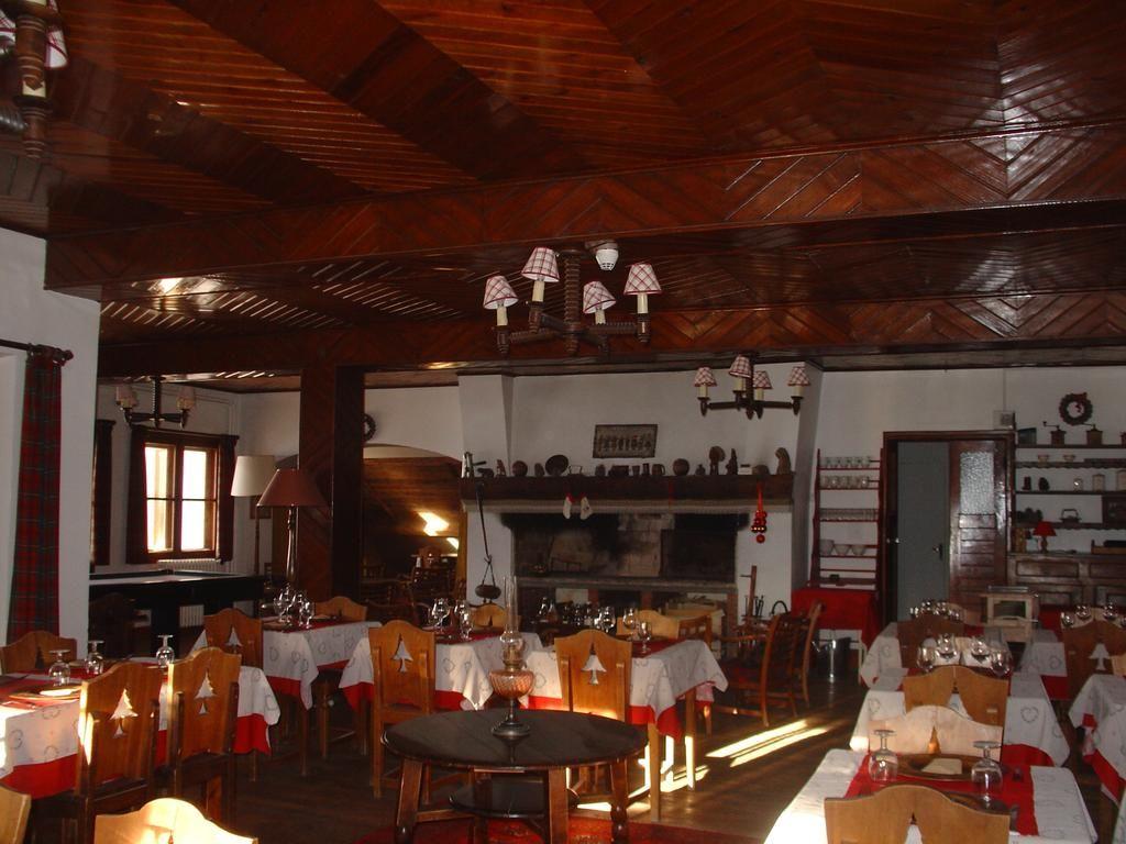 Chalet Hôtel de Serre Ratier