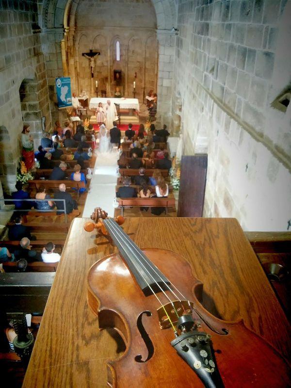 Cerimonias.net - Canto Lírico, Violino e Órgão na Cerimónia